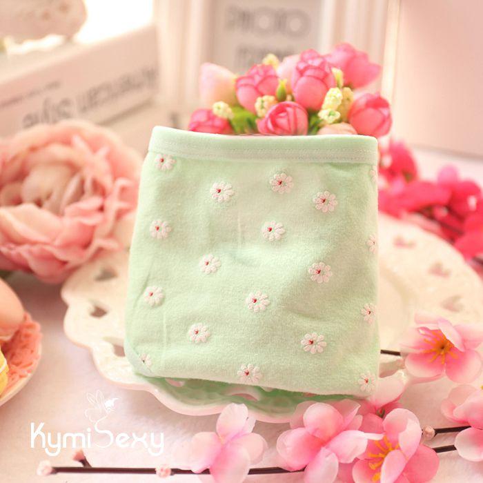 Quần lót nữ Cotton hoa nhỏ