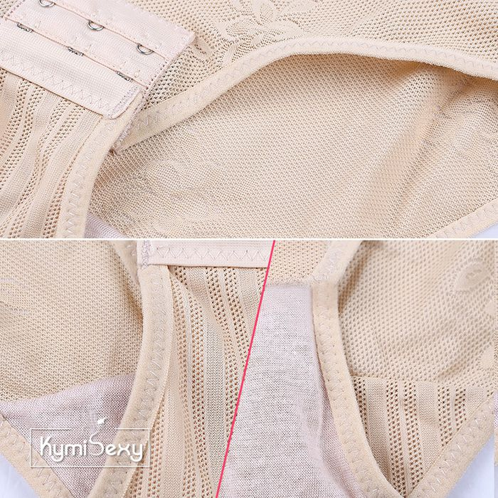 Áo gen định hình toàn thân có dây điều chỉnh cao thấp