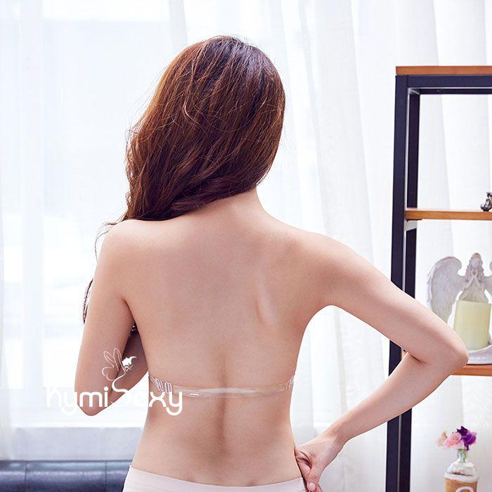 Áo lót nữ bàn tay nâng ngực dây chéo lưng