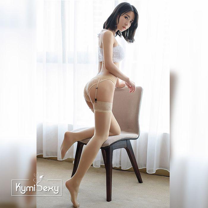 Vớ đùi nữ viền ren sexy