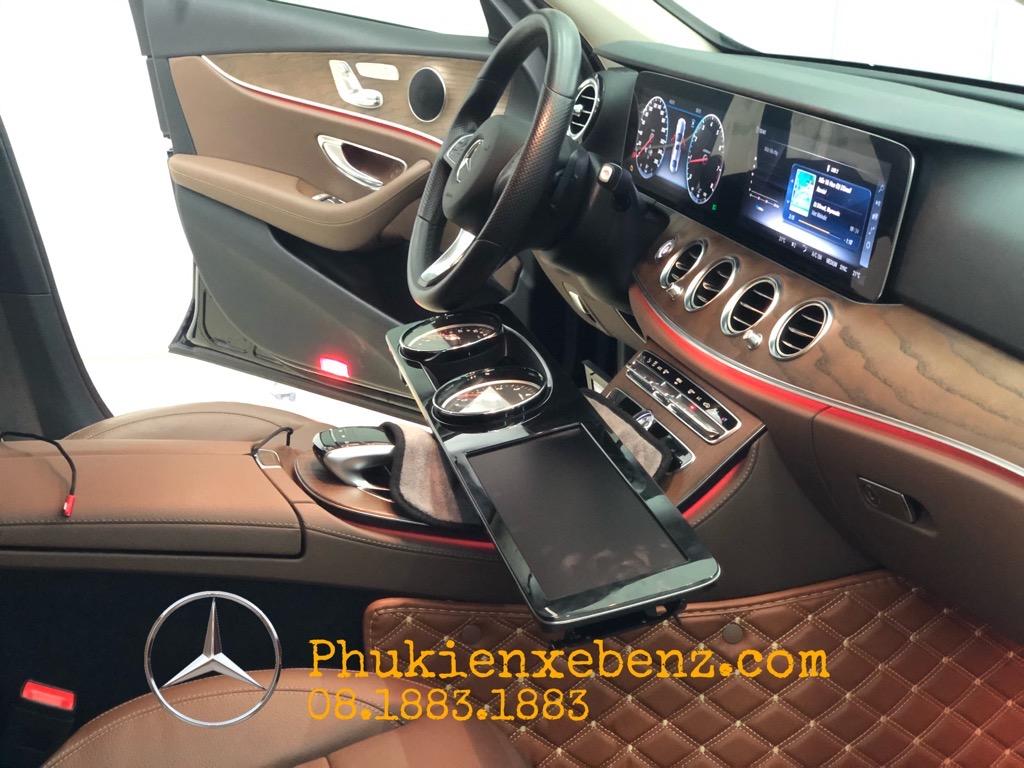Nâng cấp màn hình dài cho Mercedes Benz E200