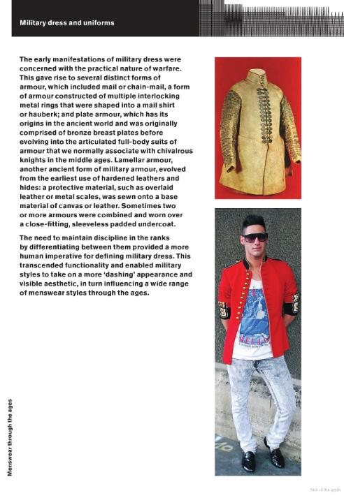 Basics Fashion Design 07 Menswear Thiết Kế Thời Trang Cơ Bản 07 Thời Trang Nam Học Viện Thời Trang Idm Paris