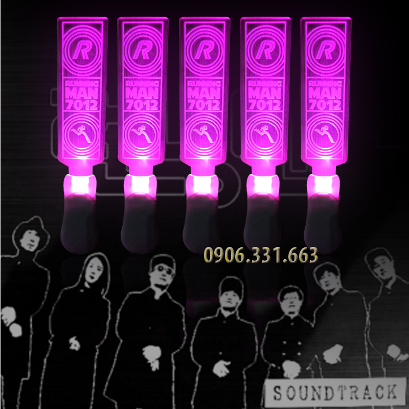 lightstick running man 7012