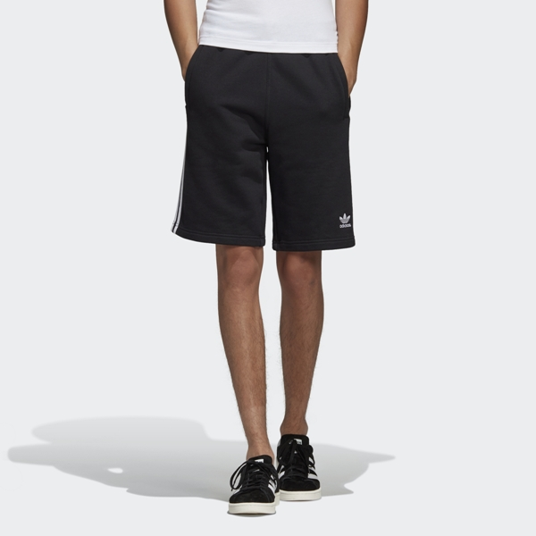 ORIGINALS MEN 3-STRIPE SHORT (DH5798) ( Form Âu )