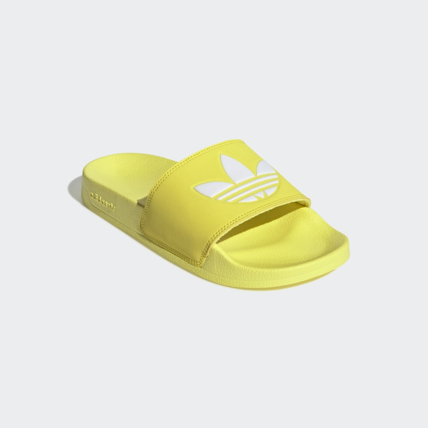 Adidas Originals adilette Lite Yellow FU9140
