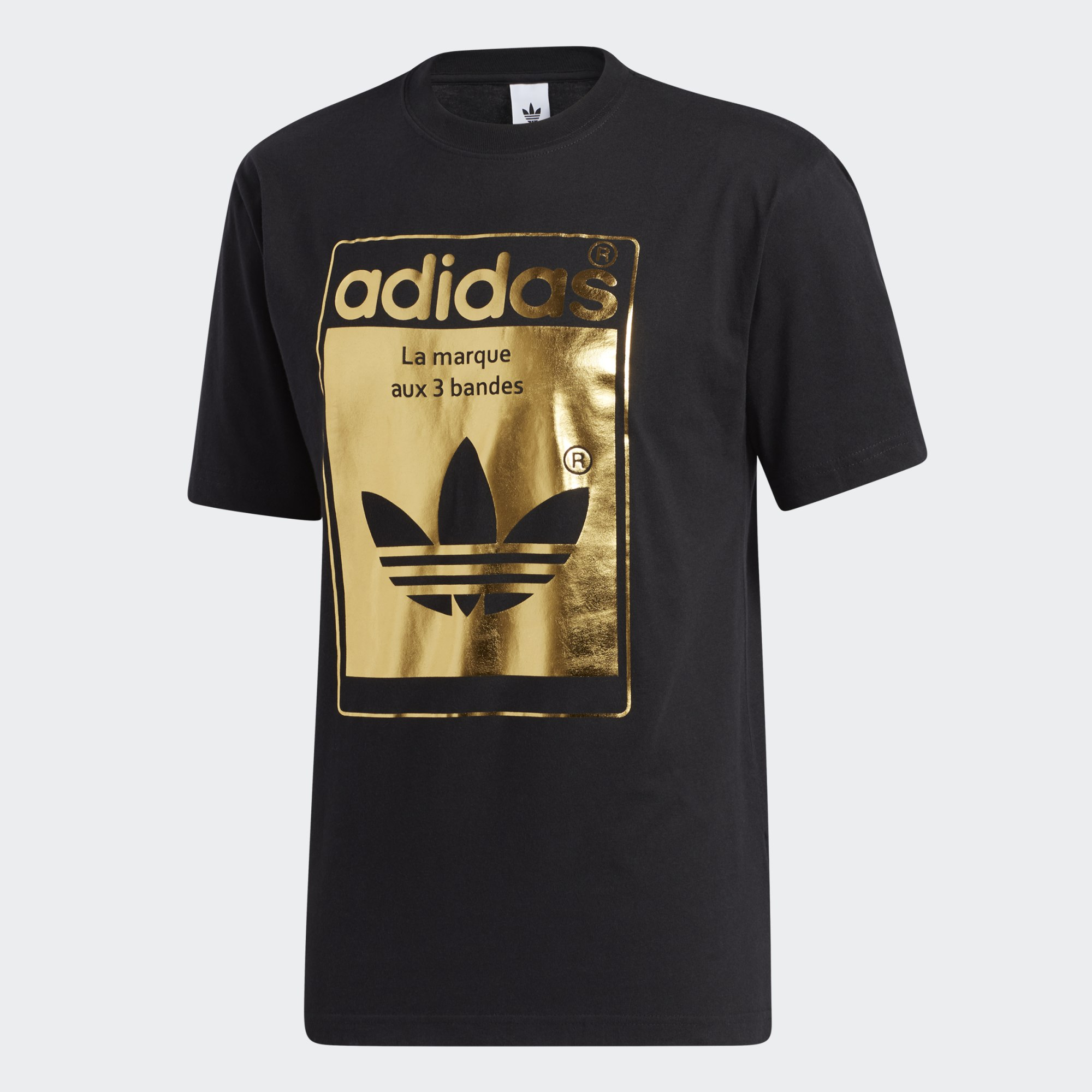 Adidas SST Tongue Label Tee Gp4011 ( Form Âu )