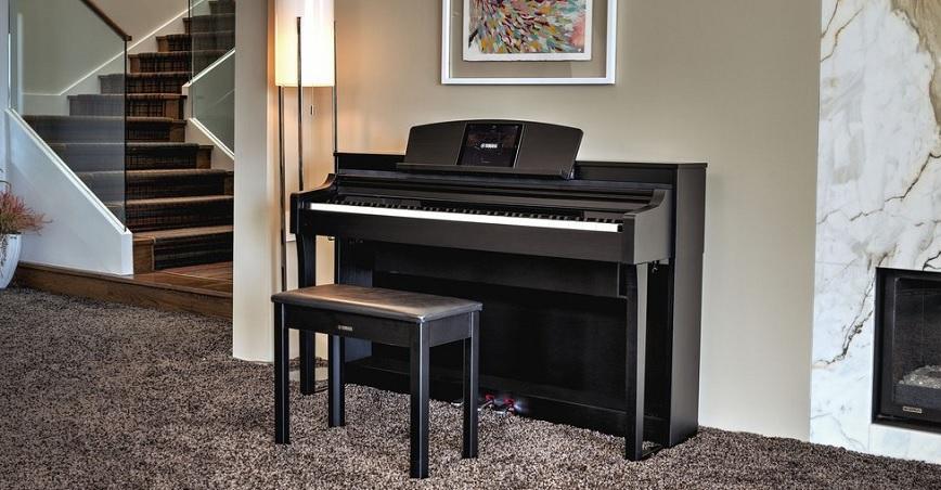Dòng piano điện cao cấp Yamaha CLP