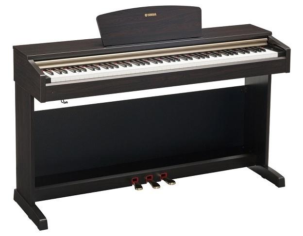 Piano điện phân khúc tầm trung Arius Yamaha