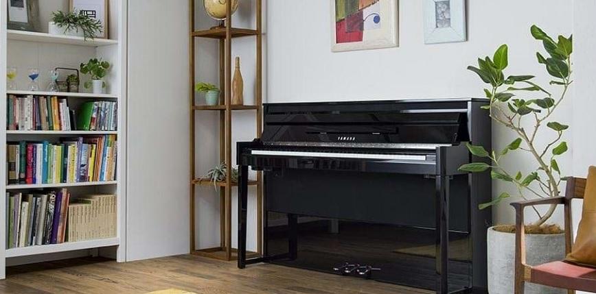 Piano điện lai cơ Yamaha - Hybrid piano