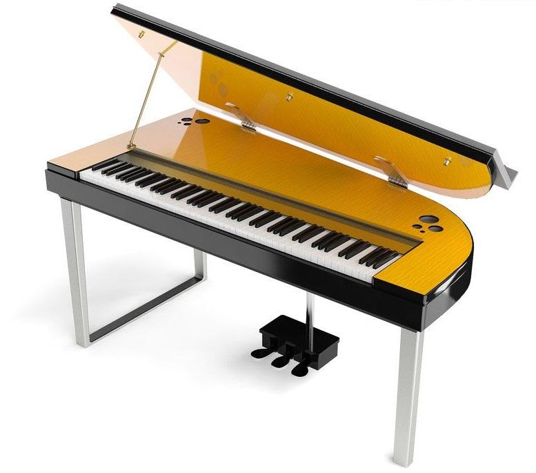Dòng piano sản xuất giới hạn - Modus seri