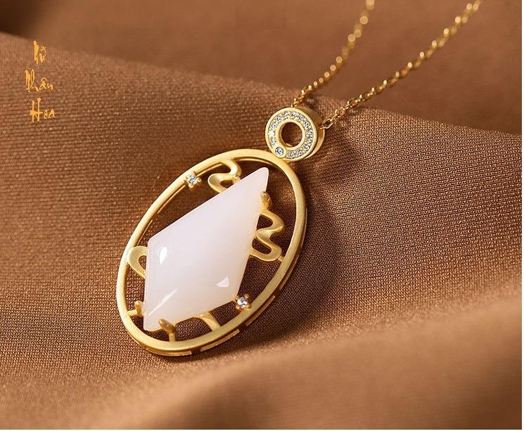 Trang sức bạc mạ         kim cương có tốt không?