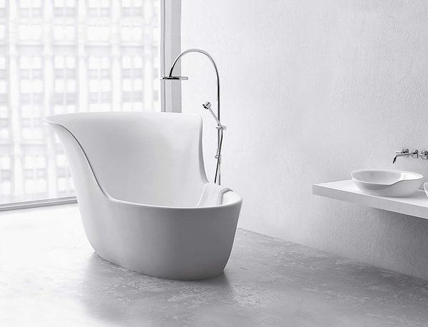 Kinh nghiệm chọn mua bồn tắm nằm đặt sàn đơn giản Đại lý #1 Thiết Bị Vệ  Sinh INAX