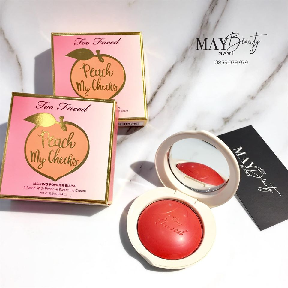 MÁ HỒNG TOO FACED