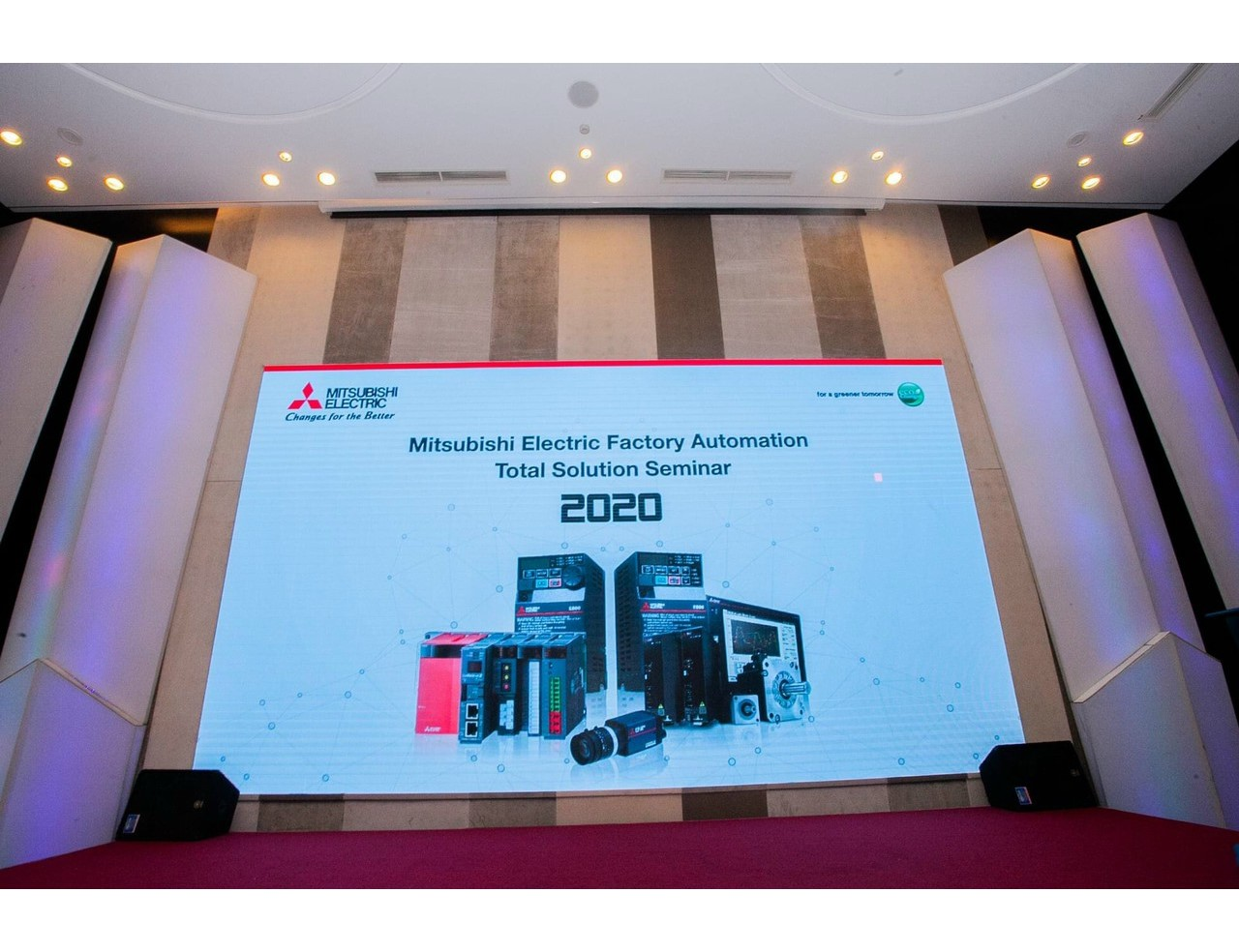 MITSUBISHI ELECTRIC FACTORY AUTOMATION - TOTAL SOLUTION SEMINAR - DA NANG 2020