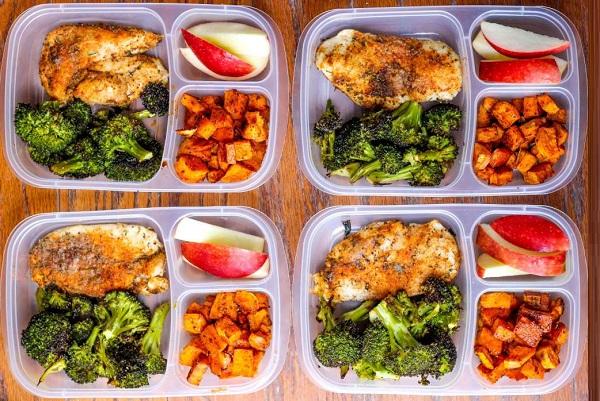 Chế độ dinh dưỡng cho người tập gym (ảnh minh họa)