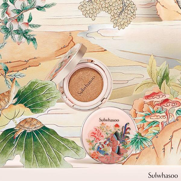 Phấn nước Sulwhasoo (Phoenix Limited Collection)