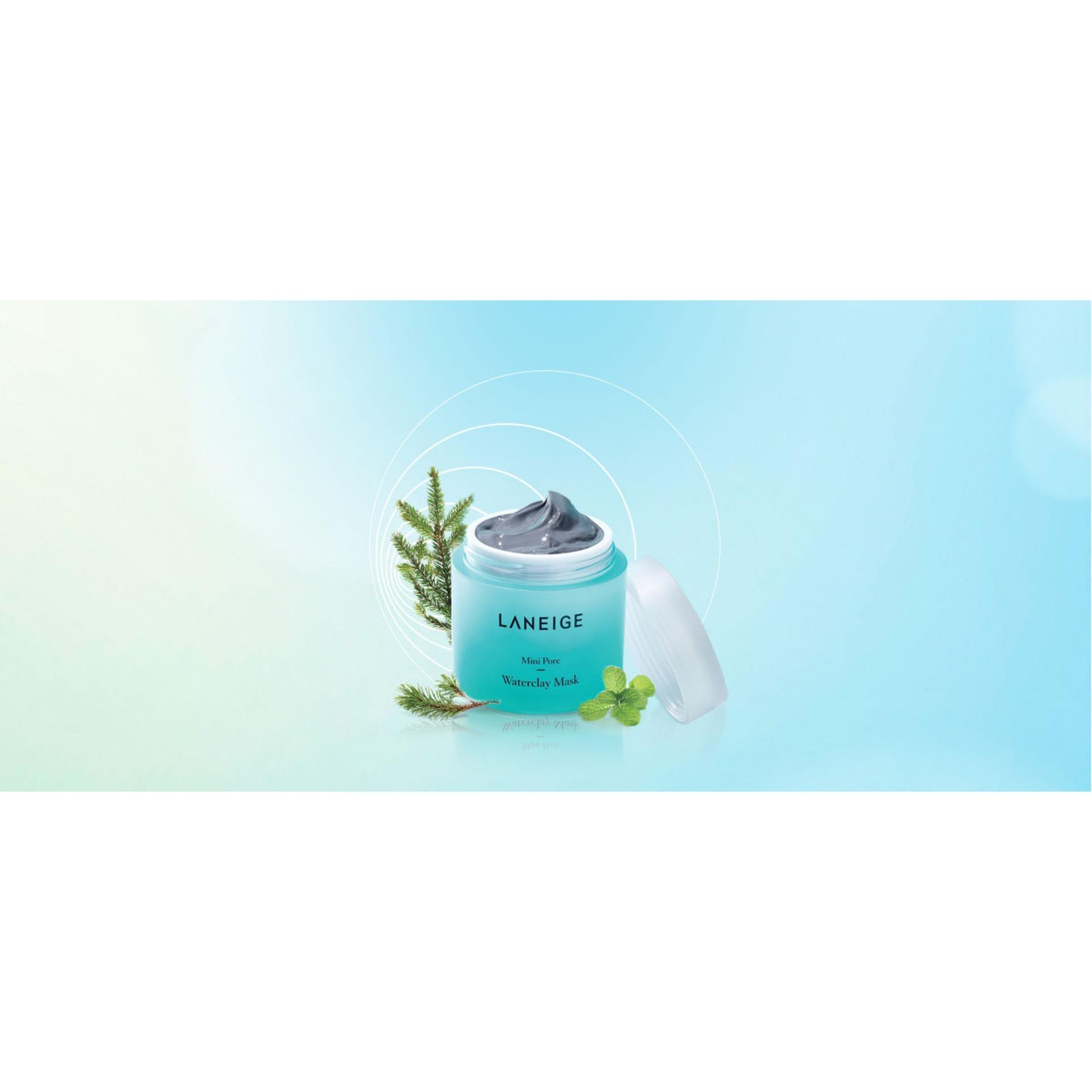 Mặt Nạ Đất Sét Laneige Mini Pore Waterclay Mask 70ml