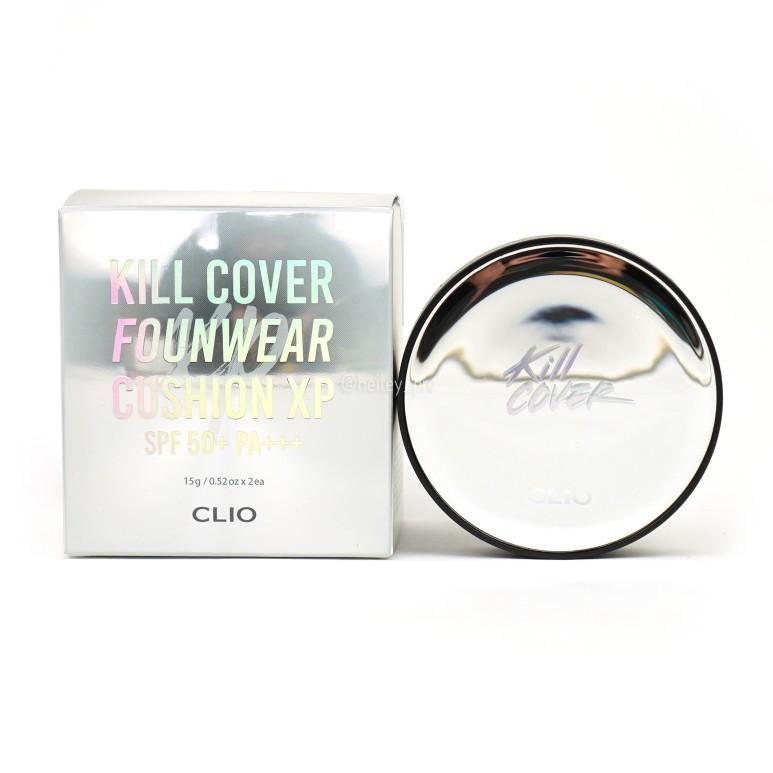 Phấn Nước Clio Kill Cover Founwear Cushion XP 20SS Limited (Kèm Lõi Refill)