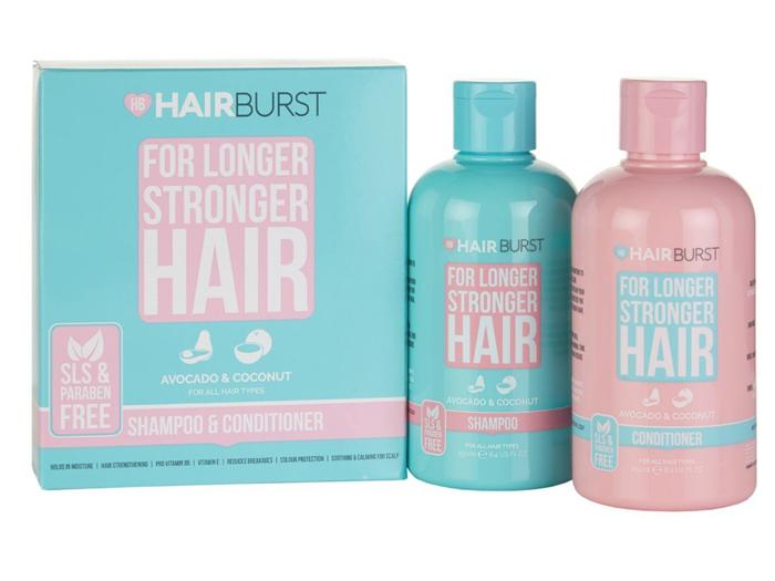 hairburst shampoo
