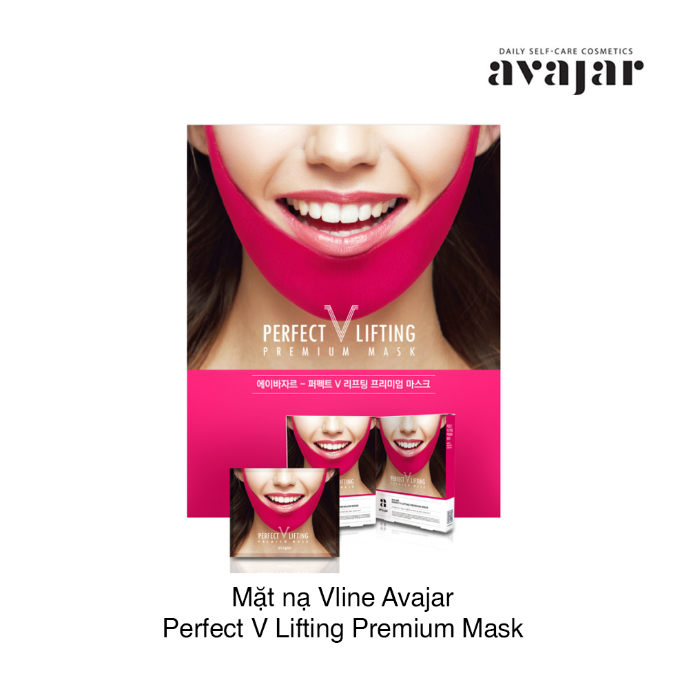 Mặt nạ Avajar Perfect V Lifting Premium