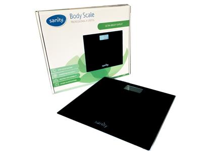 Cân sức khỏe điện tử Sanity S600.ENG