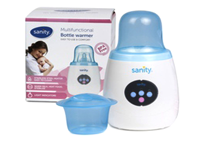 Máy hâm sữa đa chức năng Sanity