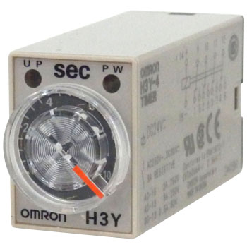 RELAY ROLE THỜI GIAN H3Y4 24V 5S (4H8.2)