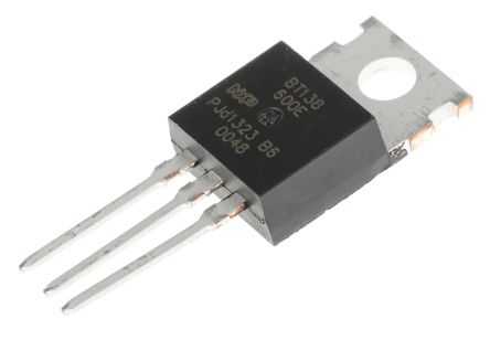 BT138 Triac 600E TO-220 (2B2.1)