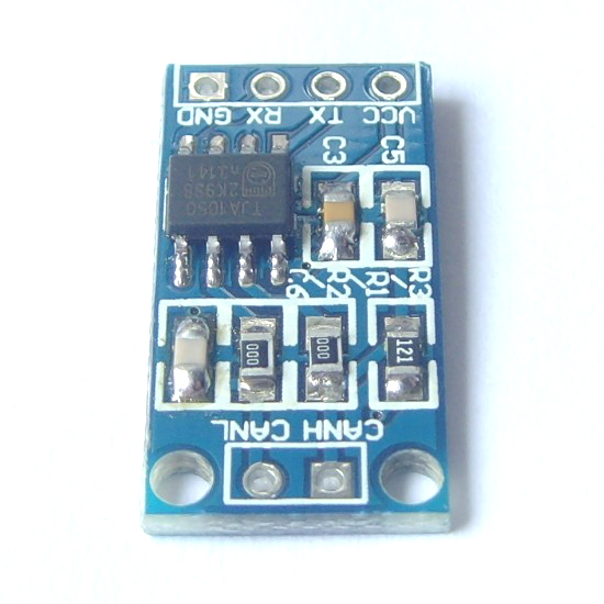 CAN TO UART TJA1050  (5B11.2)
