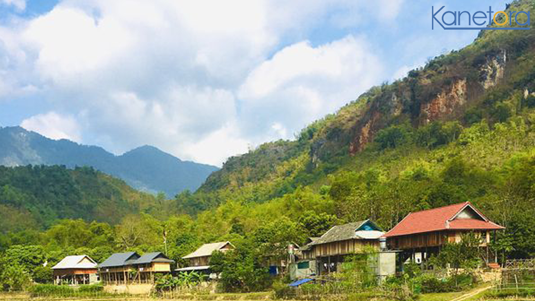 Kanetora Vietnam explores Ban Lac, Mai Chau On occasion of New Year 2020