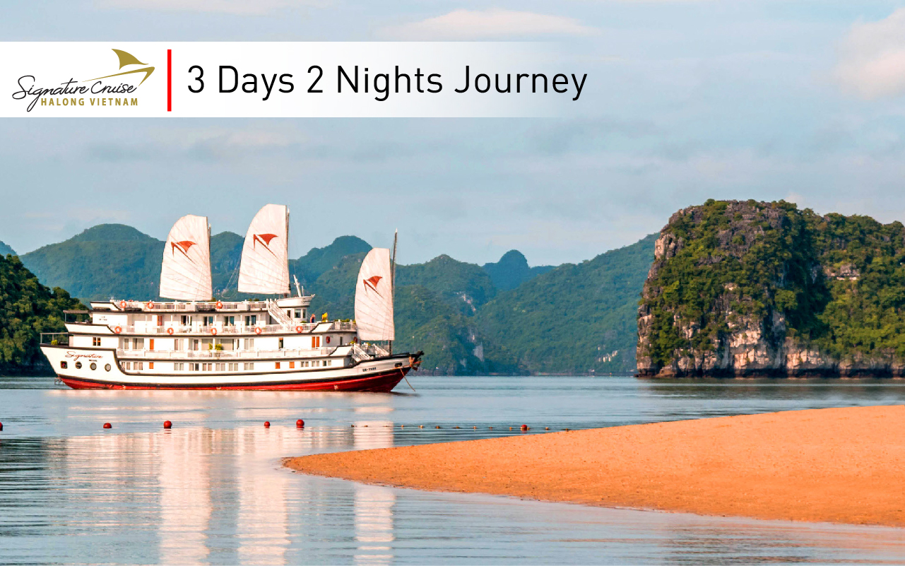 Ha Long 3 days 2 nights