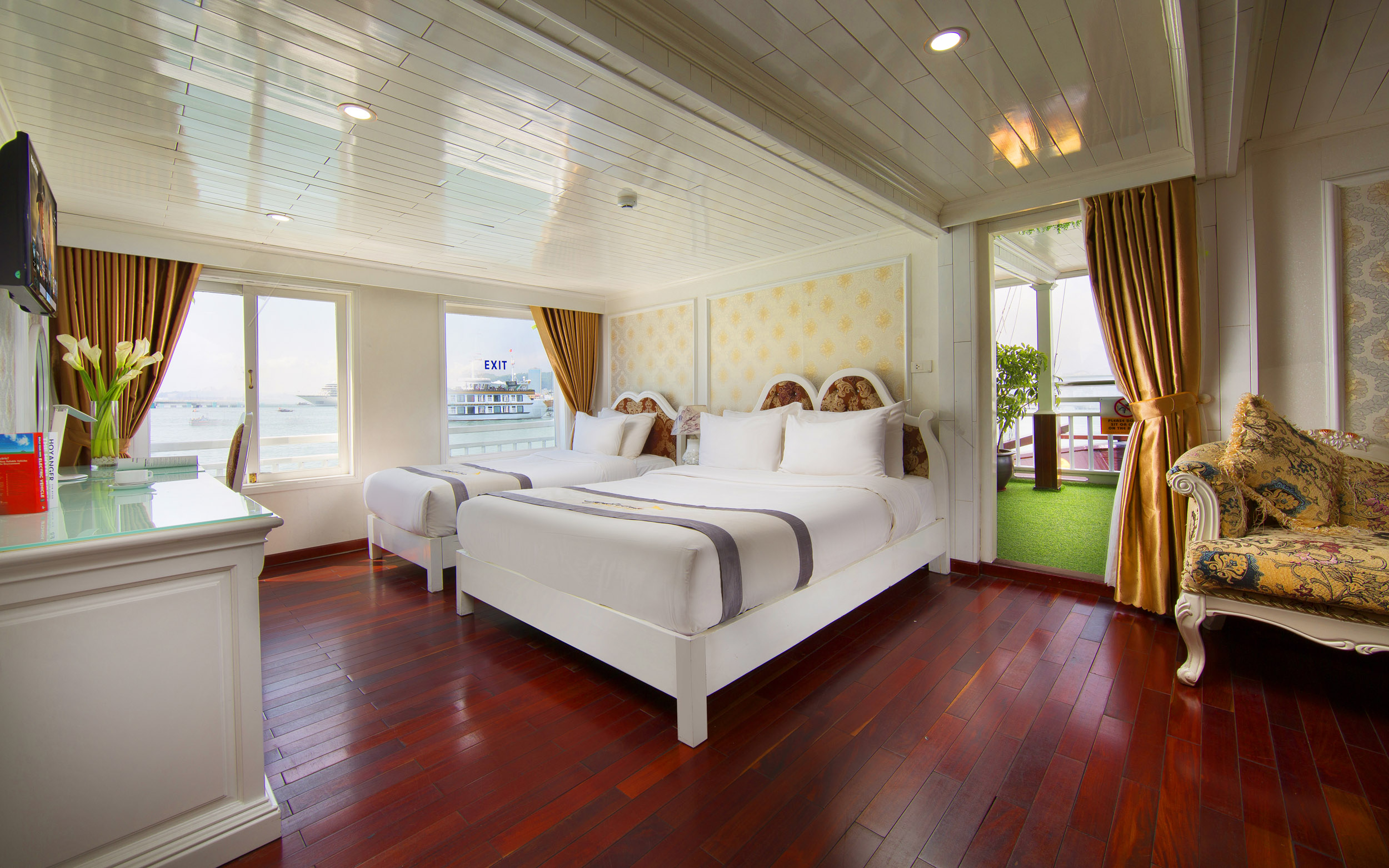Exclusive Family Suite in Signature Halong Cruise