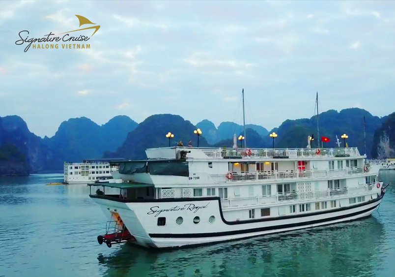 Vietnam - Signature Halong Cruise in Halong Bay