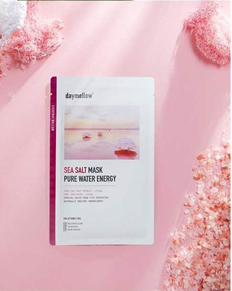 Mặt Nạ Muối Biển Hàn Quốc Daymellow Seasalt Mask Pure Water Energy