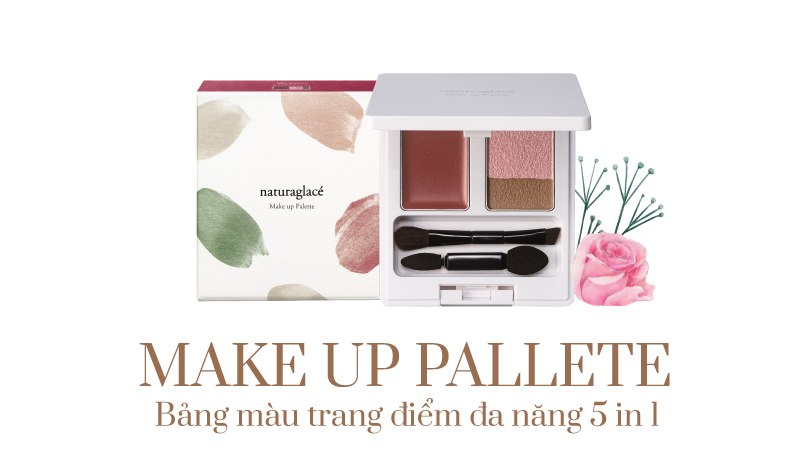 Make up palette
