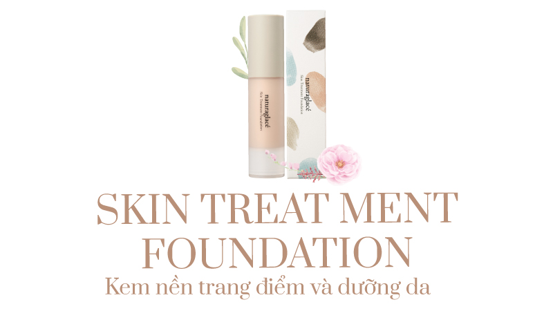 Skin Treatment Foundation