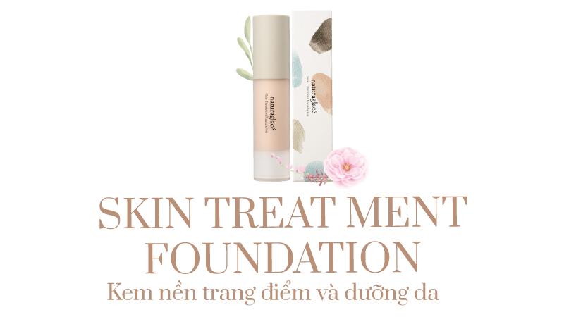 Skin Treatment Foundation