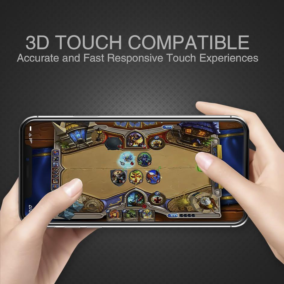 Cường lực 3D full PRODA cho Iphone X