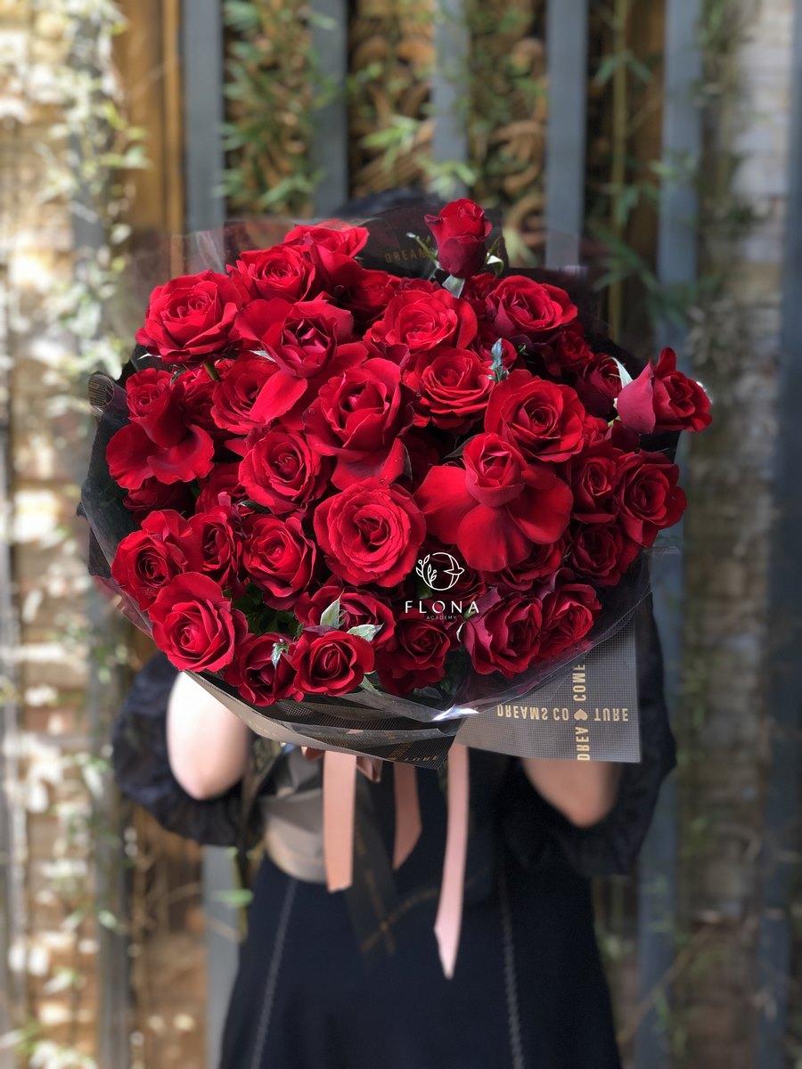 ý nghĩa của hoa hồng đỏ