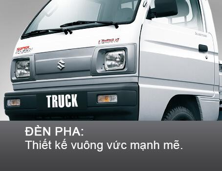 đèn pha truck