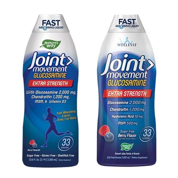 Khớp Linh Hoạt| Joint Movement Glucosam chính hãng Mỹ