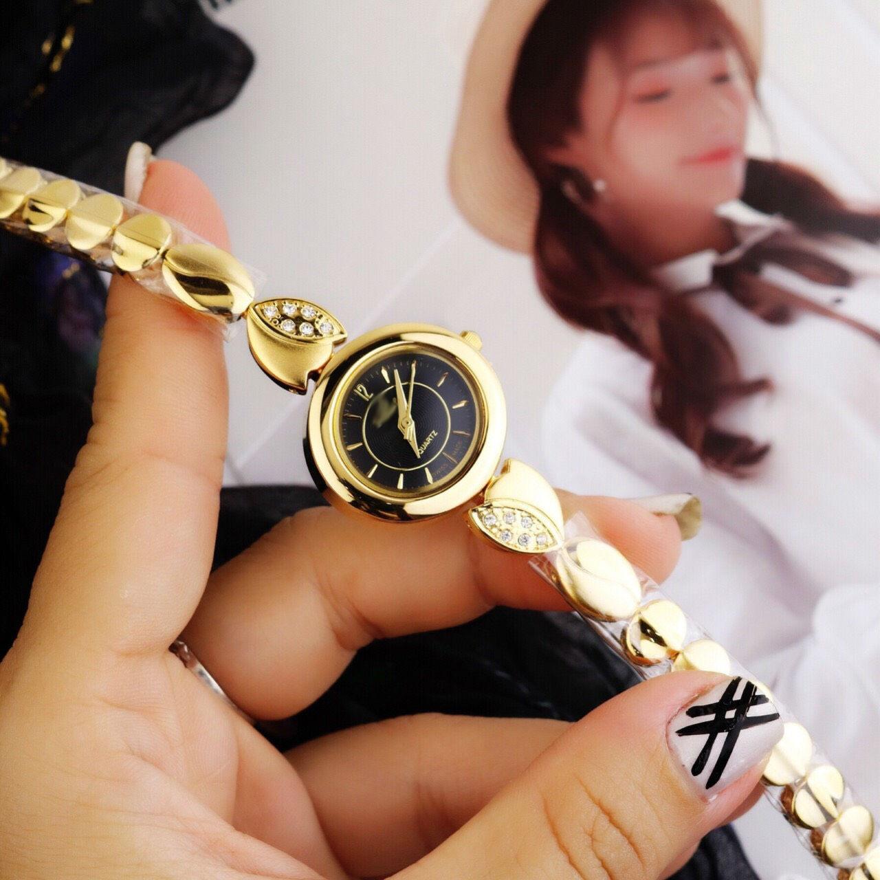 đồng hồ nữ cao cấp chất đẹp sang trọng bao xài bao đẹp