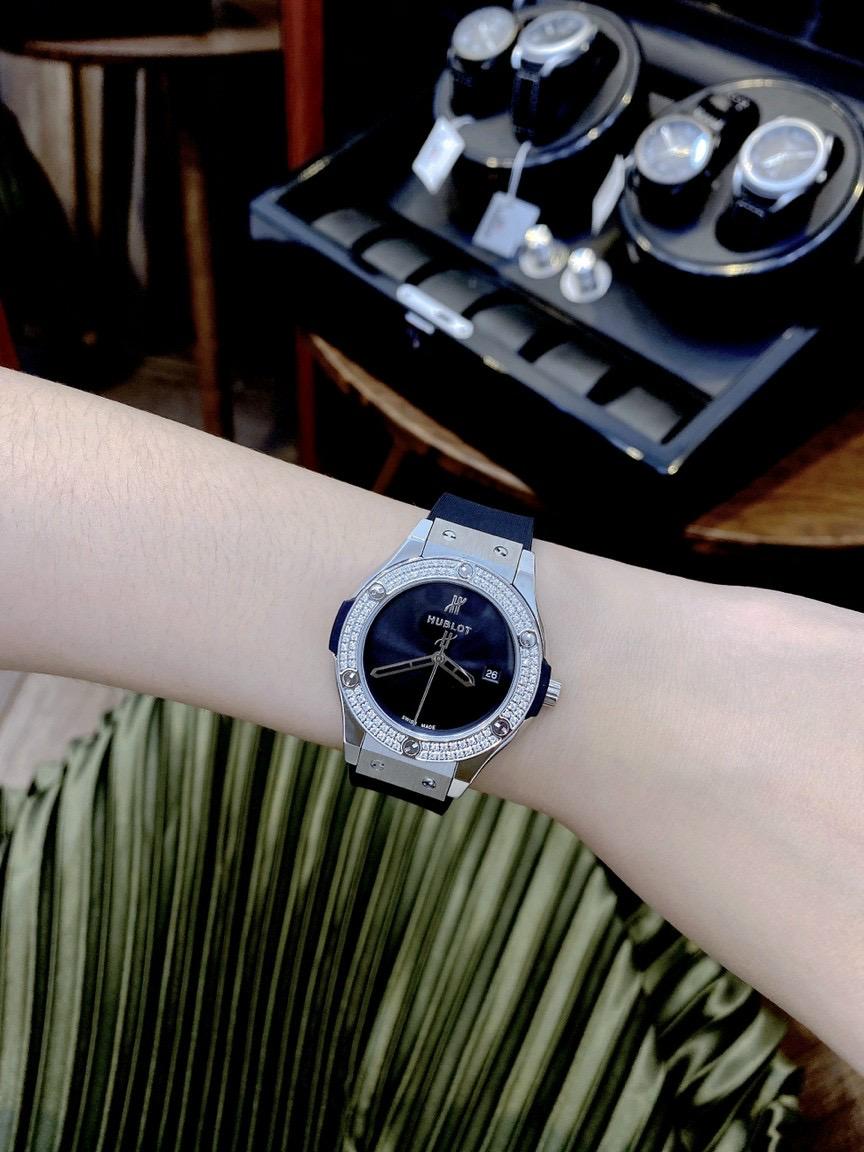 Đồng hồ nữ cao cấp cực sang