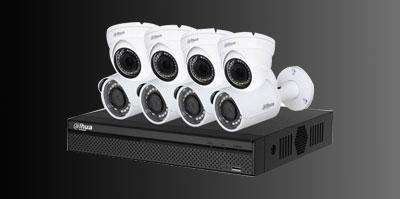 Trọn bộ camera an ninh