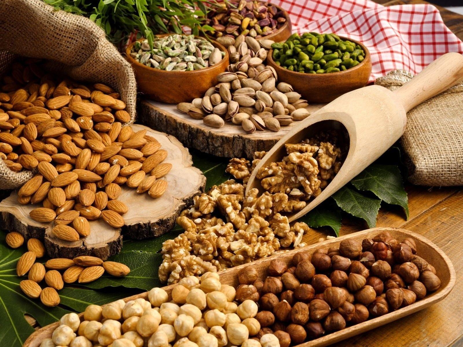 Tổng hợp các loại hạt dinh dưỡng tốt cho sức khỏe - Công dụng của các loại hạt đối với sức khỏe và sắc đẹp