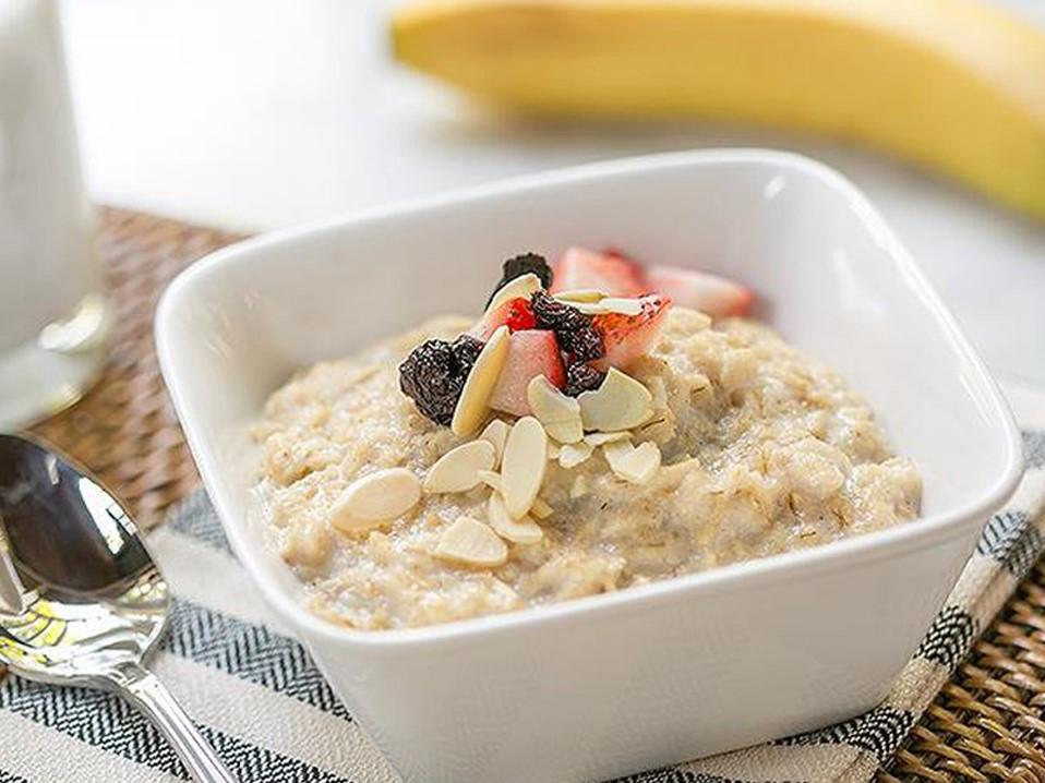 Bữa sáng đơn giản với yến mạch - Giảm mỡ thừa nhanh chóng, hiệu quả Bánh  Healthy, EatClean, Bánh Dinh Dưỡng
