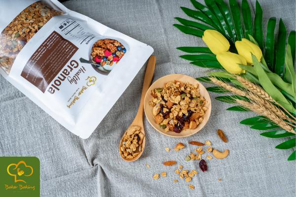 granola giảm cân