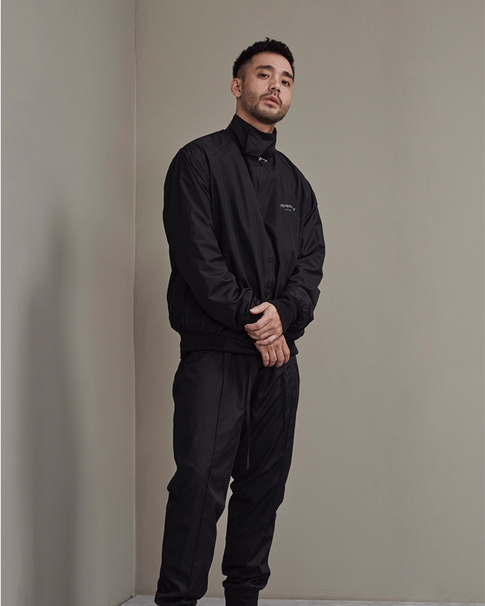Amand Extremely Essential Windbreaker Set