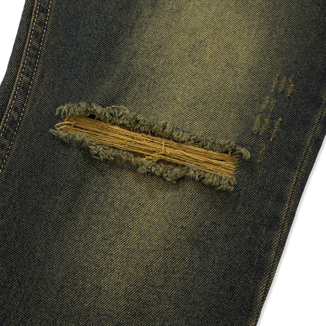 Washes Single Blow-out Jeans