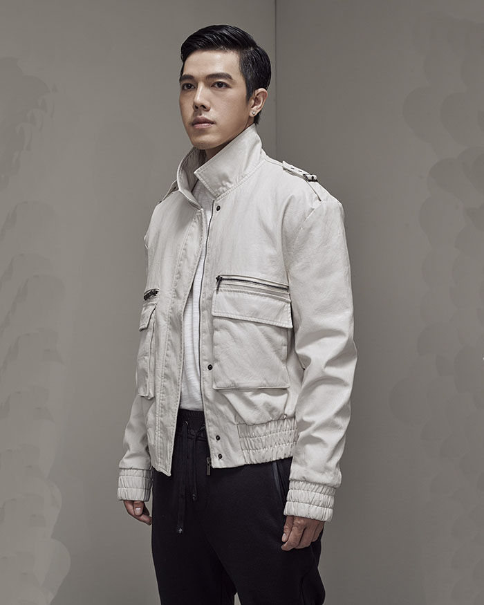 Trucker Leather Jacket